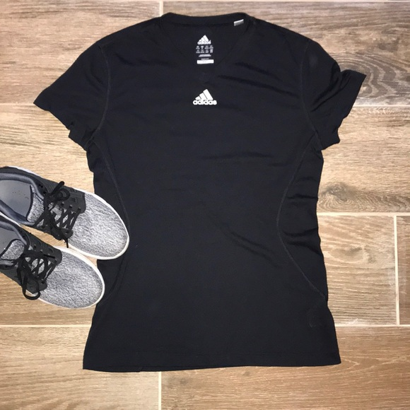 e30c424d3c5 adidas Tops - Adidas climalite athletic fitted top